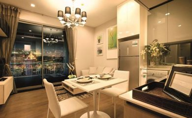 Q-Asoke-Bangkok-condo-penthouse-for-sale