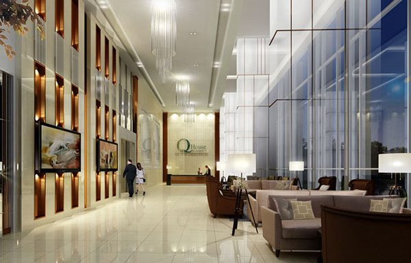 Q-Asoke-Bangkok-condo-for-sale-lobby2