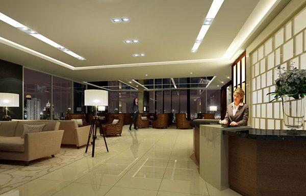 Q-Asoke-Bangkok-condo-for-sale-sky-lobby