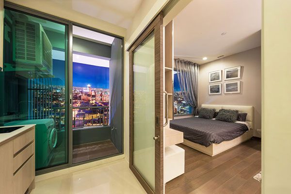 Q-Asoke-Bangkok-condo-1-bedroom-for-sale